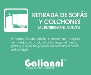Sofás a medida en Alcalá de Henares: Galianni