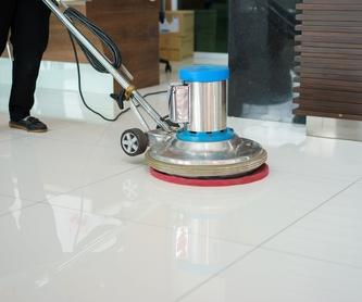 Limpieza de cristales: Servicios de Goián Limpiezas
