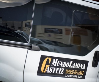 Láminas para edificios: Servicios de Mundolámina Gasteiz