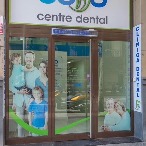 Protector dental para dormir en el Eixample de Barcelona | Centre dental Oddo