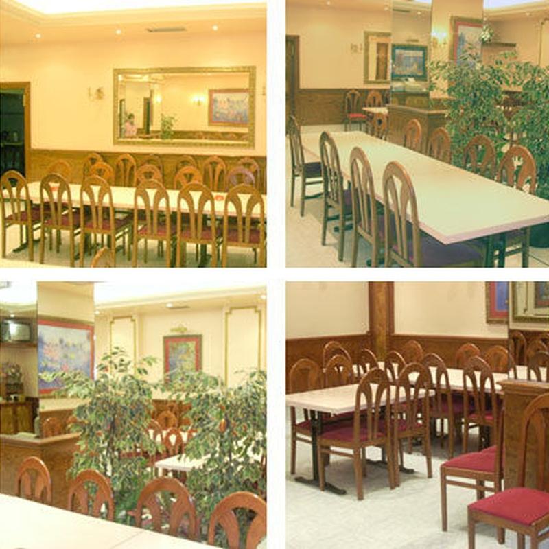 Salones para celebraciones: Servicios de Hotel Estadio