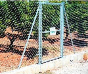 Puertas de vallado