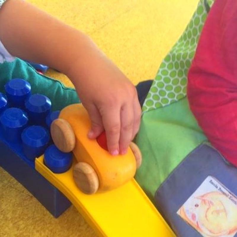 El nostre mètode: Instal·lacions i serveis de Escola Bressol Xerric Xerrac Les Franqueses i Granollers