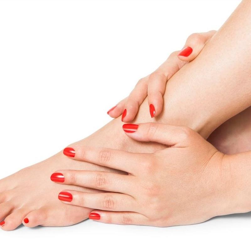 Masajes en manos y pies: Servicios de Ávila Nails