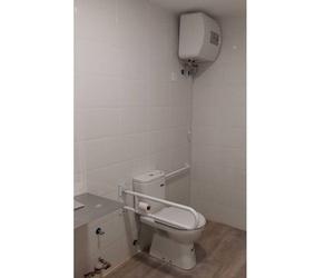 Baños adaptados para personas con discapacidad