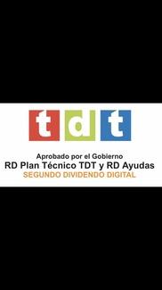 TDT2 en Ruimorma instalación de antenas en El Barrio del Pilar