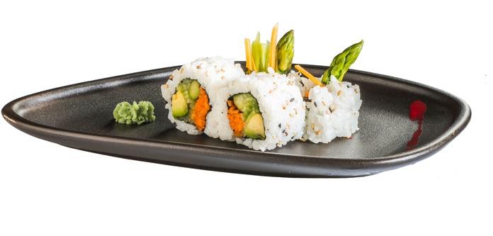Uramaki vegetal (8 ud)  6,00€: Carta de Restaurante Sowu