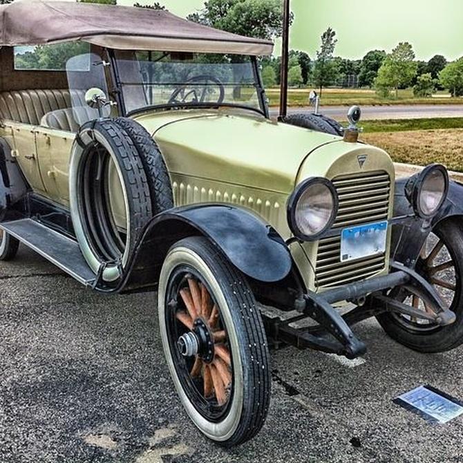 Consejos de restauración para un coche antiguo