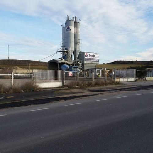 Hormigón impreso en Las Valeras | Derribos Zenit-Hormigones