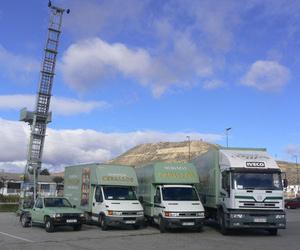 Mudanzas y guardamuebles en Logroño | Mudanzas Ceballos