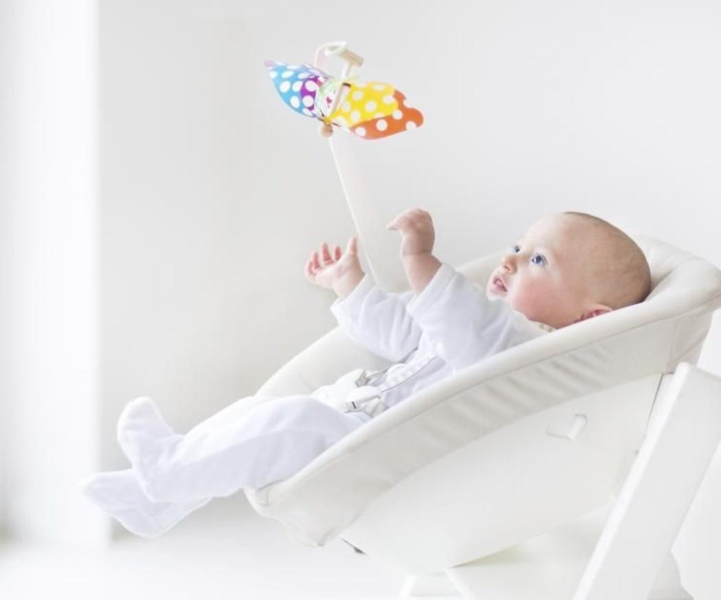 Los juguetes y artículos para bebés y la estimulación temprana