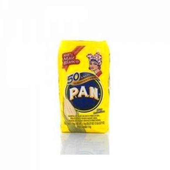 Harina pan blanca: PRODUCTOS de La Cabaña 5 continentes
