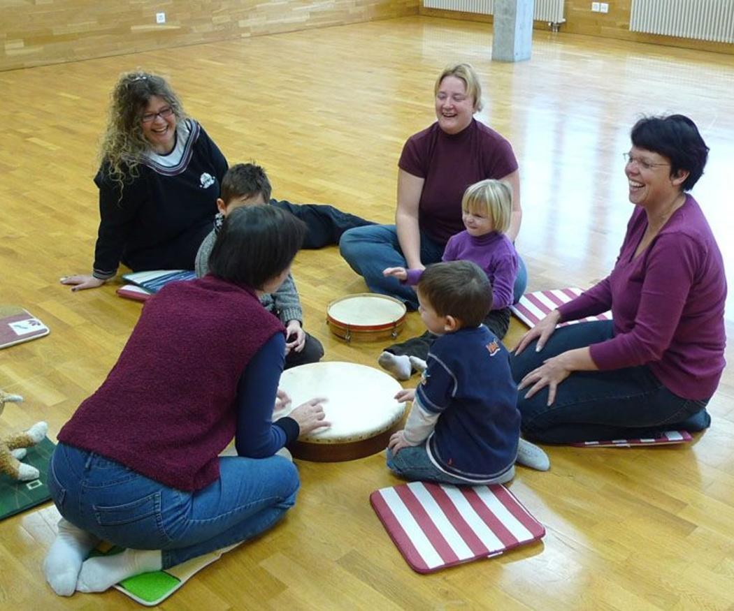 La música como estimulación en los niños