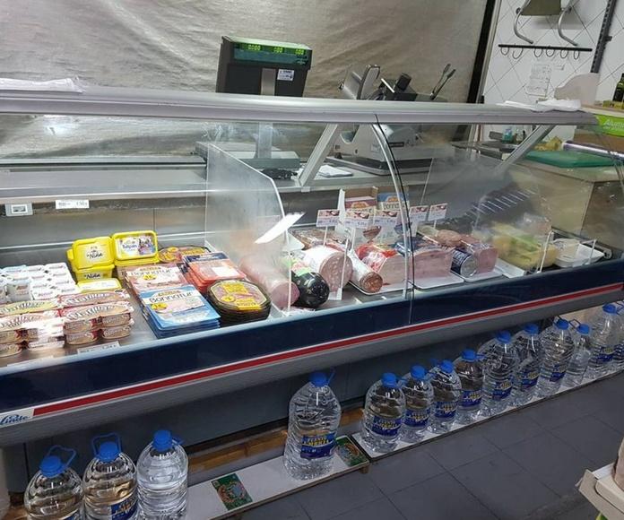 Charcutería: Productos de Supermercado Proxim