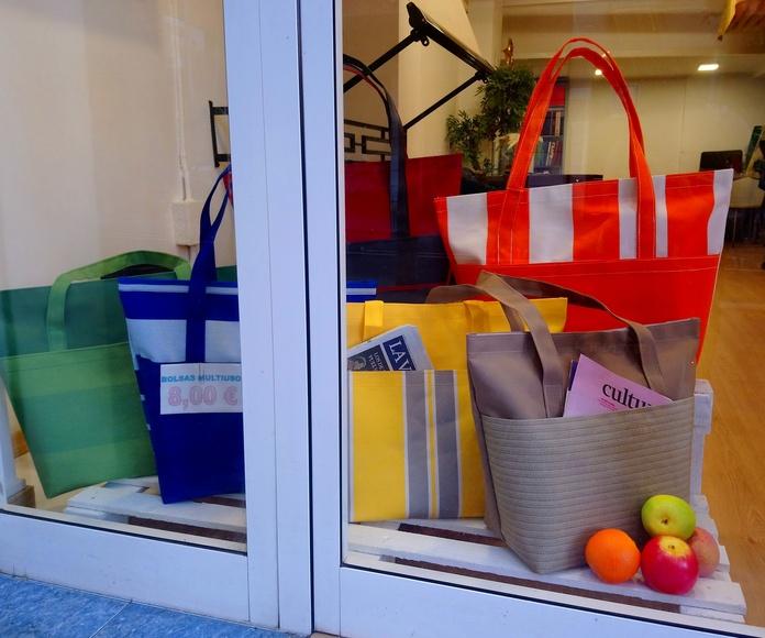 ¡Nuevas bolsas multifunción!