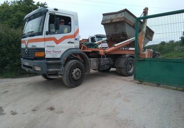 Transporte para construcción e industria