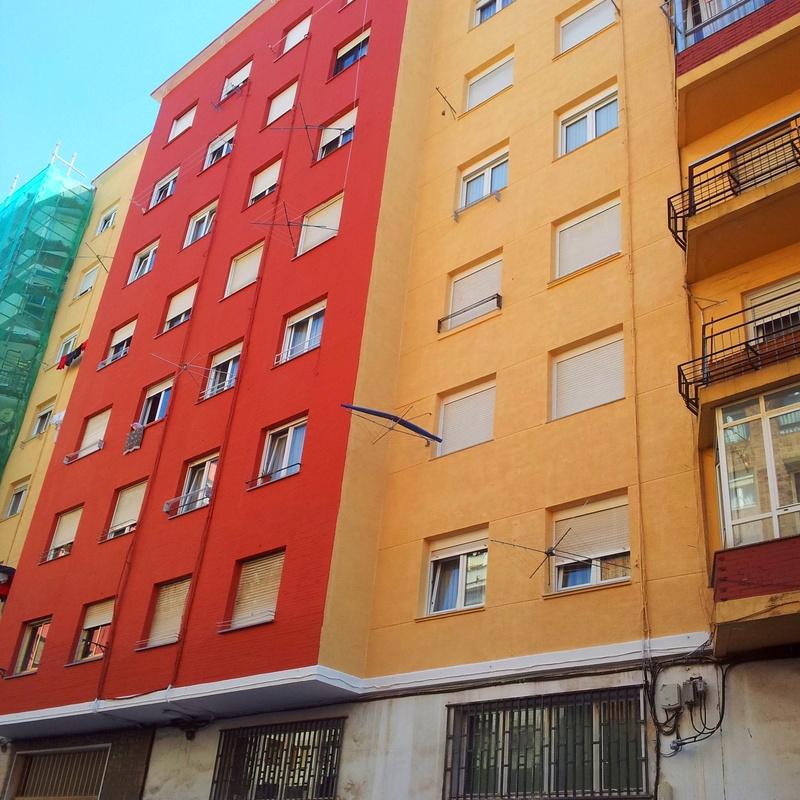 Rehabilitación de fachadas y aislamiento térmico