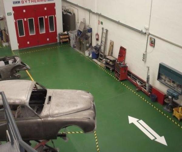 Restauración completa de vehículos en Madrid