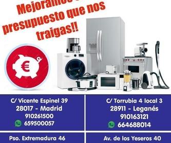 Combi EAS 1850AX: PRODUCTOS de House Factory Madrid Outlet de Electrodomésticos Leganés