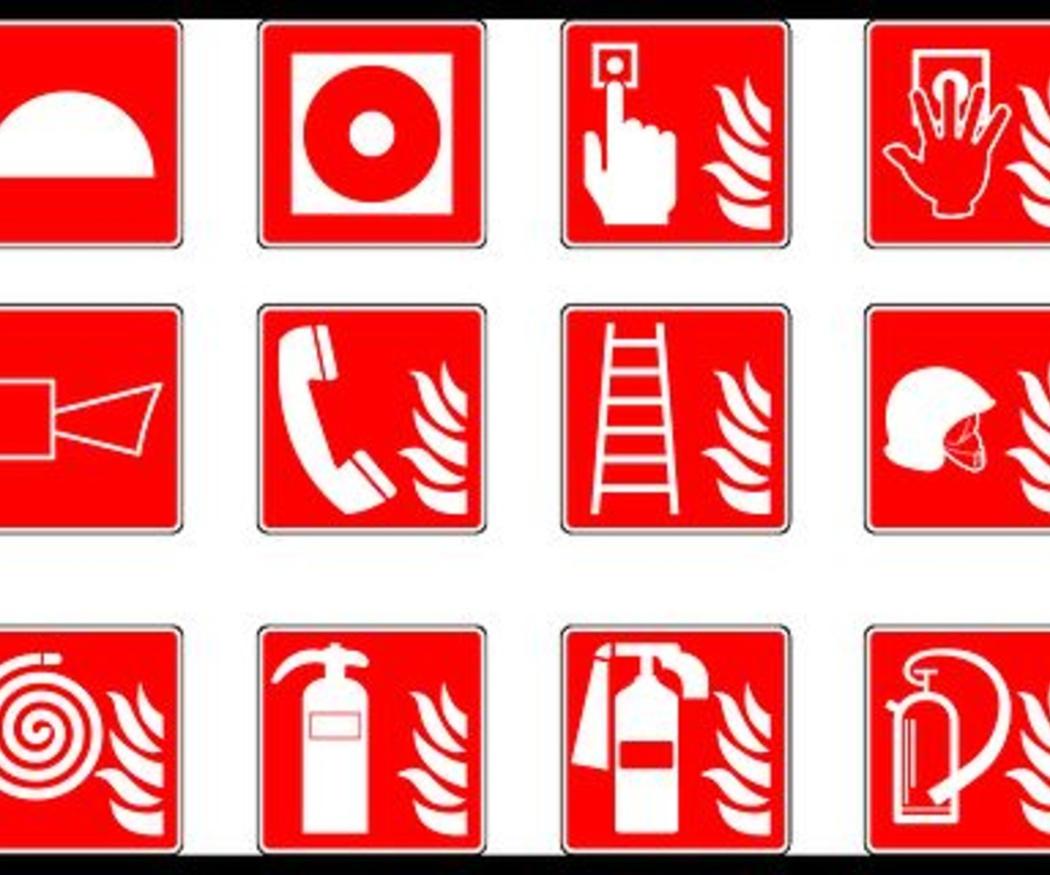Protocolo de actuación en caso de registrarse un incendio en un edificio