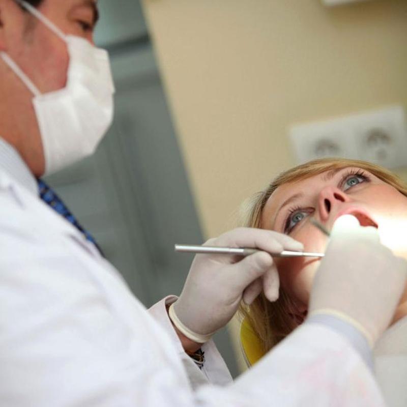 Endodoncia: Tratamientos de Odonthos