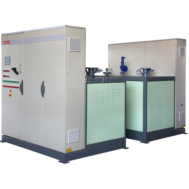 Calderas de agua caliente: Productos y servicios de ATTSU TEYVI