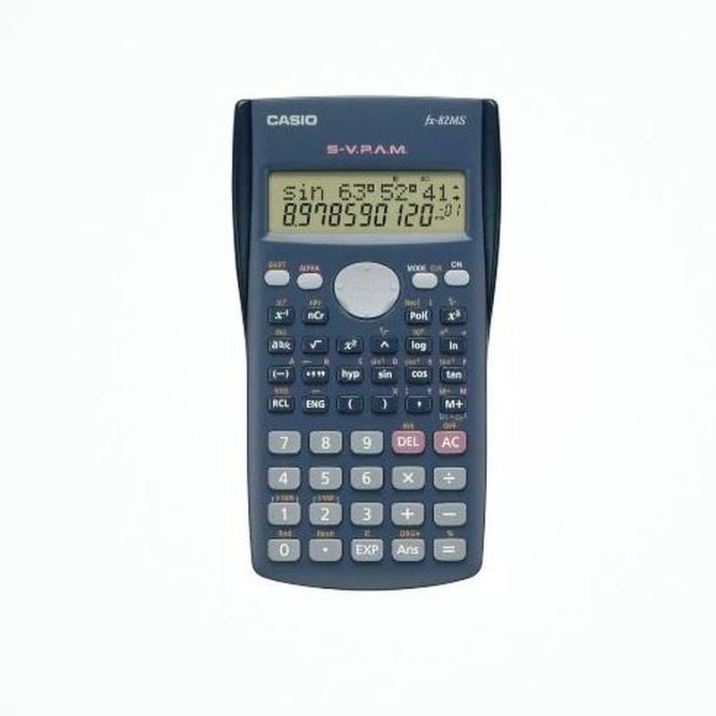 Calculadora Casio FX-82MS: Nuestros productos de Stereo Cadena Auto Radio Guadalajara