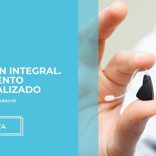 Venta de audífonos en Bilbao | Óptica Konos