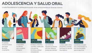 ADOLESCENCIA Y SALUD ORAL