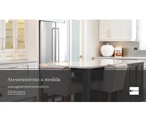 Cocinas de diseño en Tenerife | AG Interiores