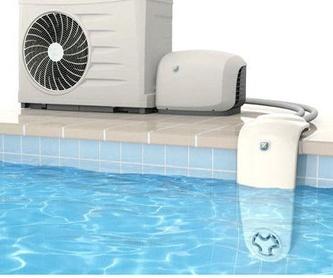 Cubrir piscinas: Productos y servicios de Piscinas Castilla - Construcción y Rehabilitación