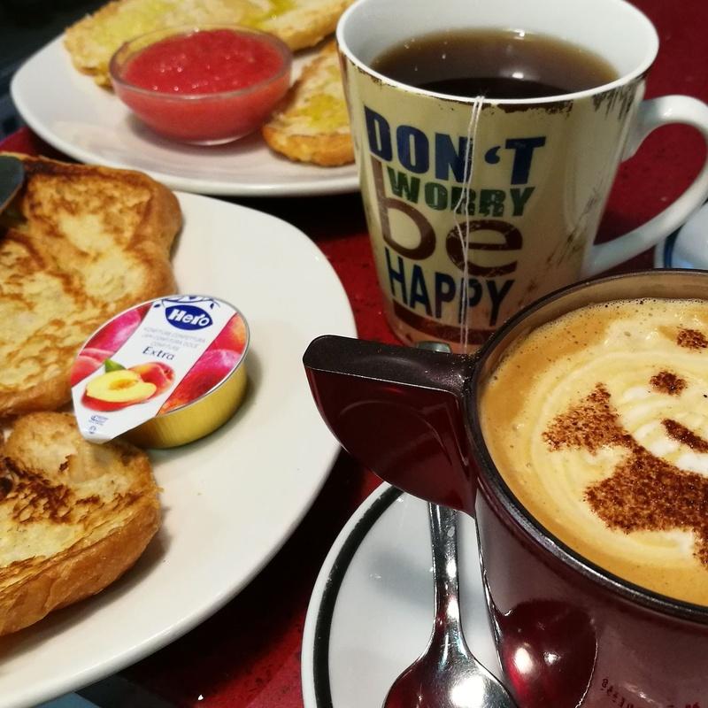 Desayunar en Las Tablas