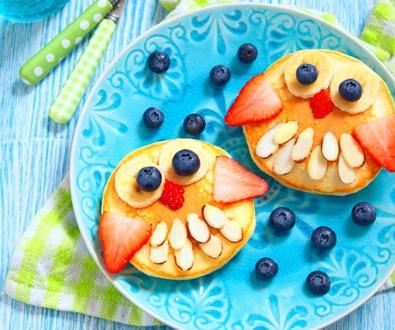 Ideas para un desayuno saludable para niños