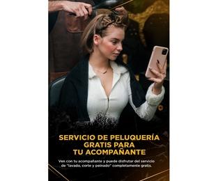 Servicio de peluquería gratis para tu acompañante
