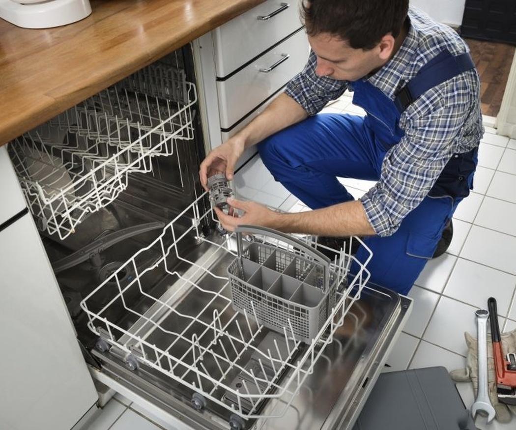 Las piezas en la reparación de electrodomésticos