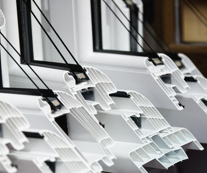 Ventanas correderas de corte recto y perimetral: Productos of Aluminis Solé