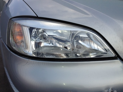 Opel Astra Después