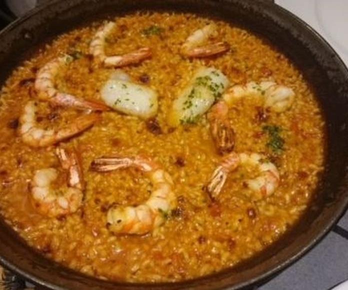 Menú Xativa: Nuestra cocina de Castell de Xativa Restaurant