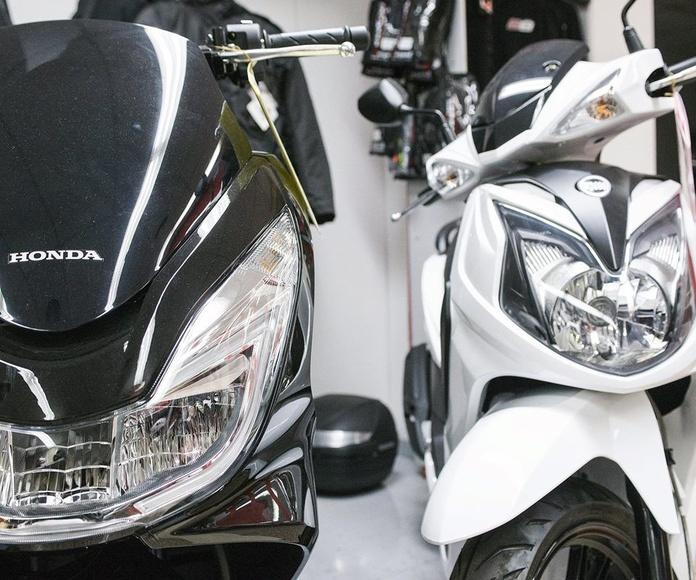 Concesionario oficial Honda: ¿Qué ofrecemos? de Motos Borbó