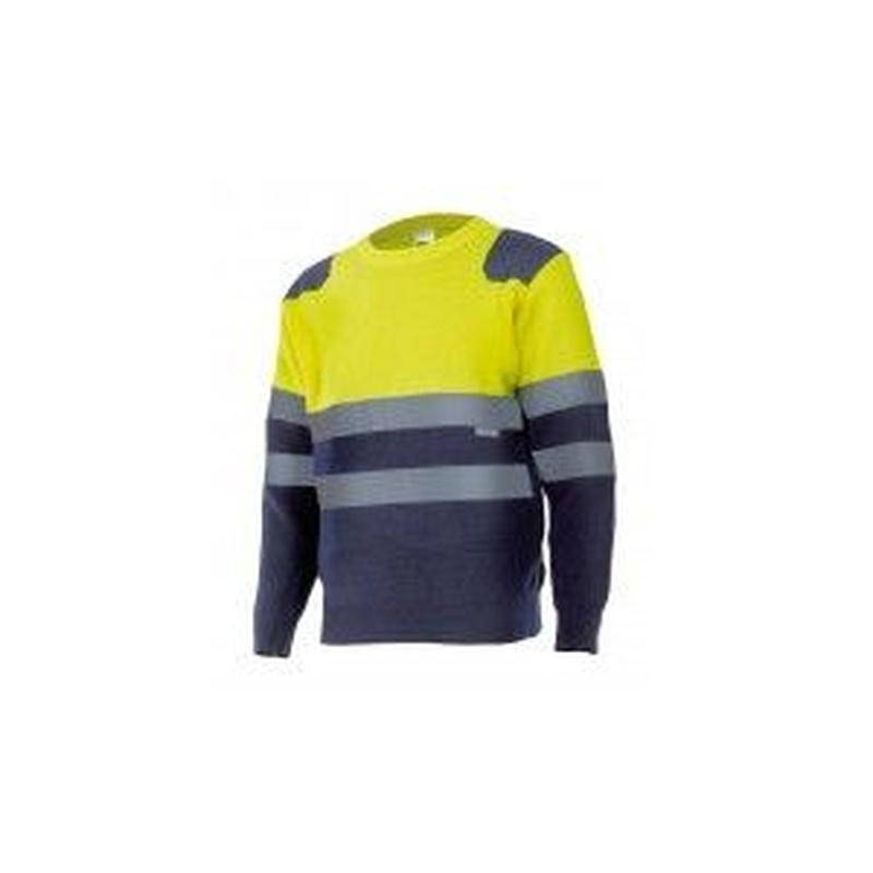 Serie 179 / Jersey bicolor alta visibilidad: Nuestros productos  de ProlaborMadrid