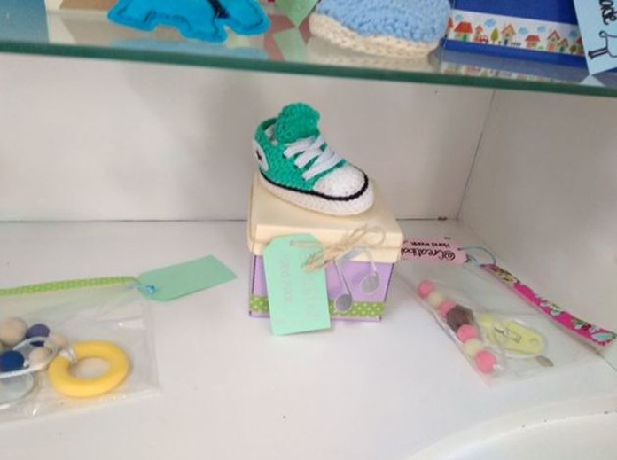 Cosas bonitas para bebes. CREATIBAH