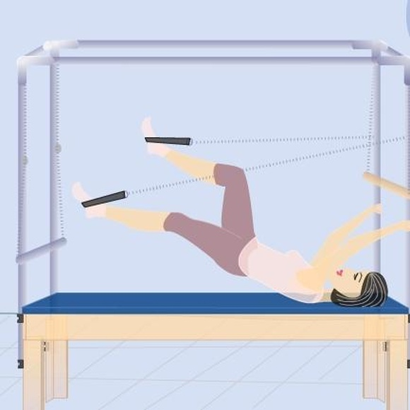 Fluidez: Pilates de Pilates Powerhouse