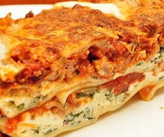 Ensaladas: Carta y menús de Restaurante Sa Punta D'es Moli
