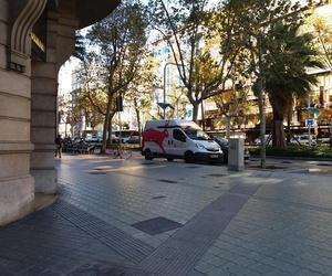 Empresa de mensajería en Barcelona