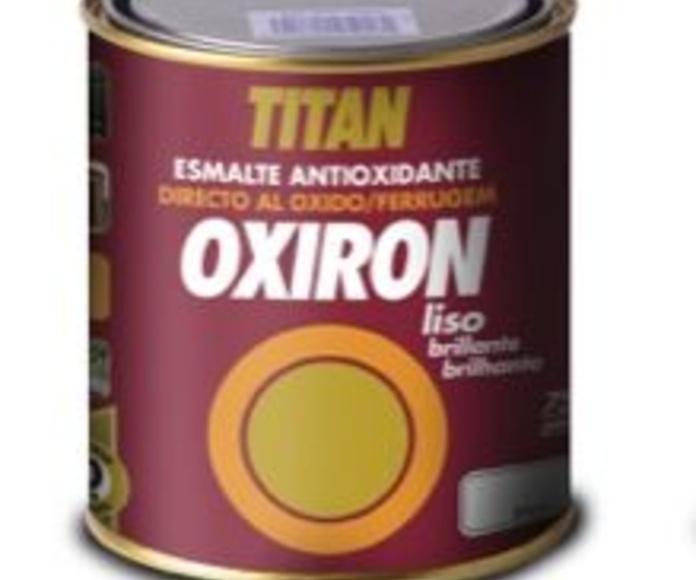 Oxirón Liso Brillante: Nuestros productos de Moquetes Terrassa