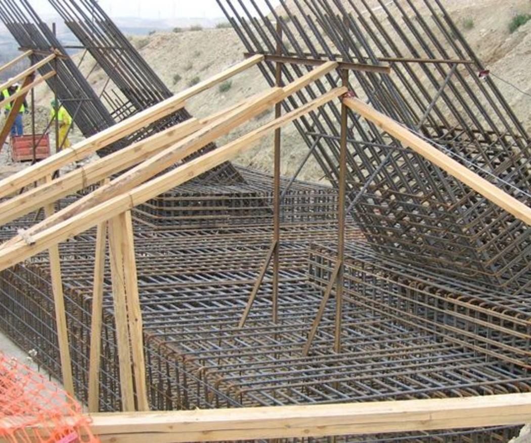 El hormigón armado y su beneficios en la construcción
