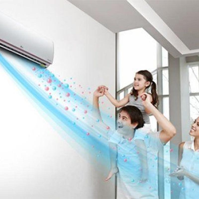 Extracción y ventilación: Servicios de CLIMART VALENCIA