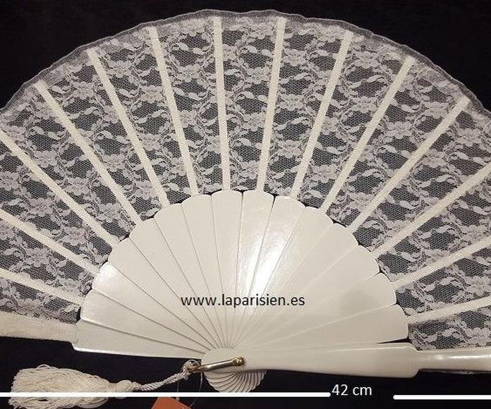 Abanico para novias Rf. 590: Catálogo de La Parisién Sevilla