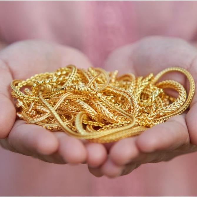 La rentabilidad infinita del oro