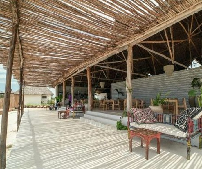 Proyecto integral de Hotel Zanbluu Beach Hotel en Zanzíbar, Kiwengua